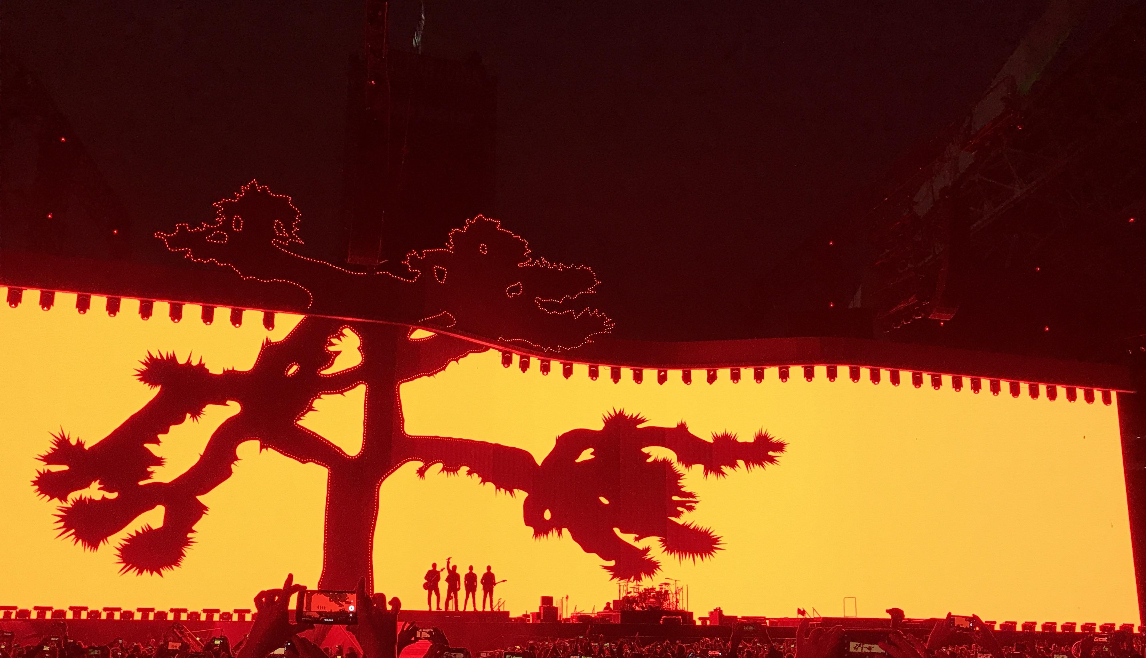 U2 returns to The Joshua Tree – Josh Valentine